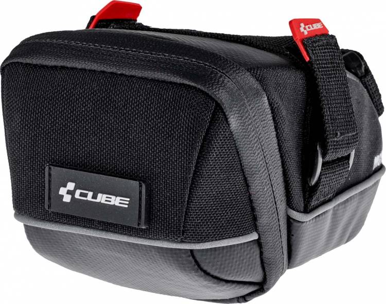 Cube Satteltasche PRO M black