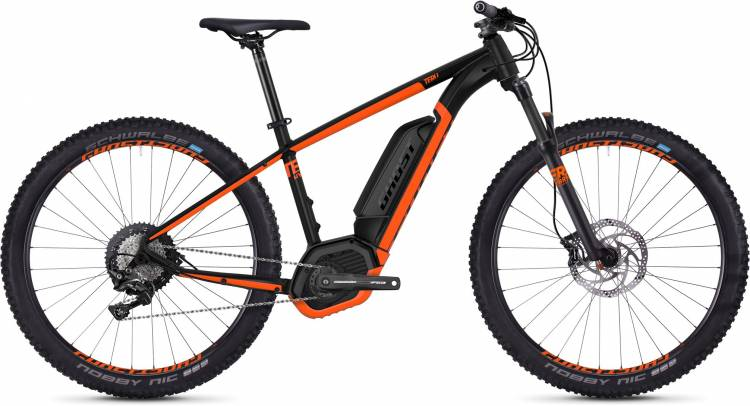 Ghost Hybride Teru B5.7+ AL 2018 - E-Bike Hardtail Mountainbike