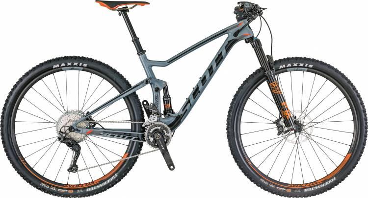 Scott Spark 910 2018 - Fully Mountainbike