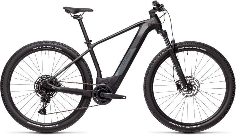 Cube Reaction Hybrid Pro 500 29 black n grey 2021 - E-Bike Hardtail Mountainbike