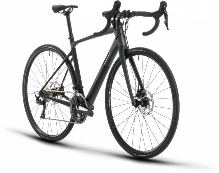 Cube Axial WS GTC SL carbon n hazypurple 2020 - Carbon Rennrad Damen