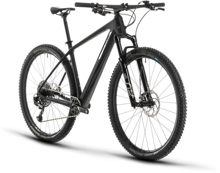 Cube Reaction C:62 SLT carbon n silver 2020 - Hardtail Mountainbike