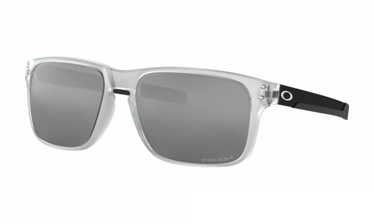 Oakley Holbrook Mix Matte Clear / Prizm Black Iridium