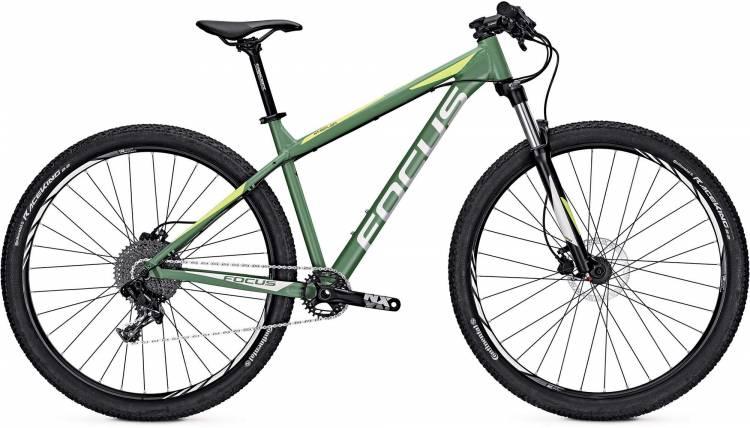 Focus Whistler SL 29 mineral green/matt 2017 - Hardtail Mountainbike