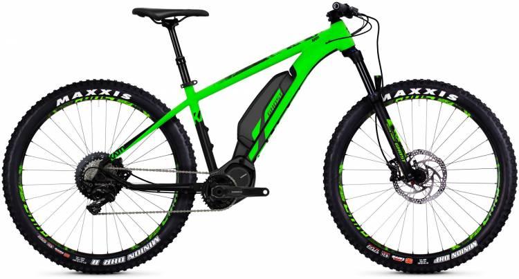 Ghost Hybride Kato S4.7+ AL 2018 - E-Bike Hardtail Mountainbike