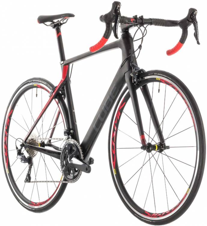 Cube Agree C:62 Pro carbon n red 2019