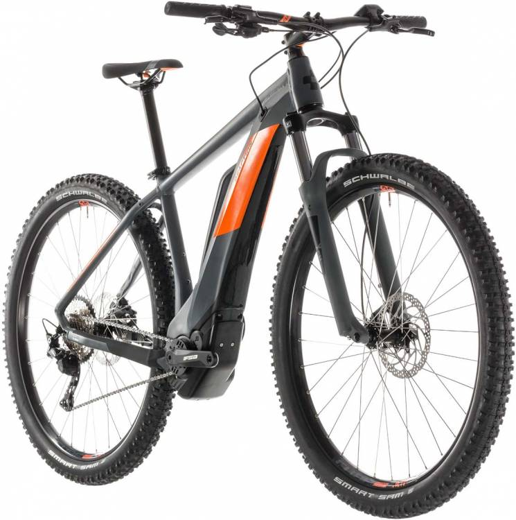 Cube Reaction Hybrid Pro 500 grey n orange 2019