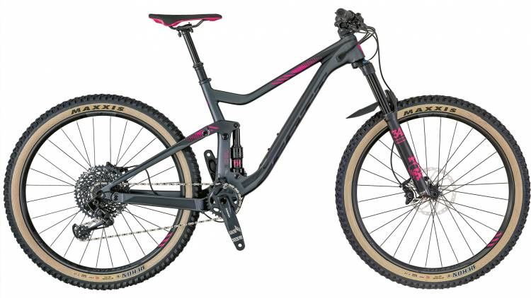 Scott Contessa Genius 720 2018 - Damen Fully Mountainbike