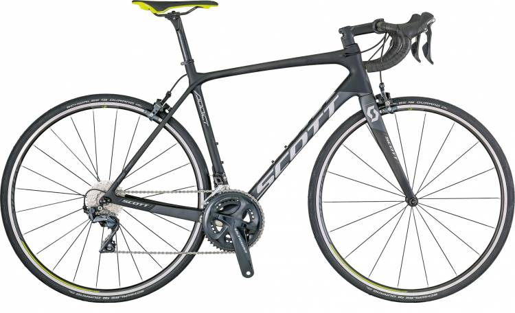 Scott Addict 10 2018 - Herren Carbon Rennrad
