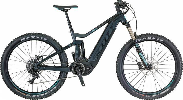 Scott E-Contessa Genius 720 2018 - Damen E-Bike Fully Mountainbike