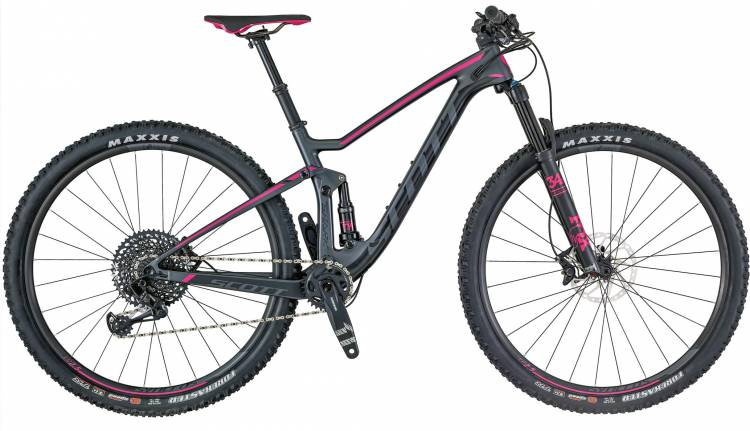 Scott Contessa Spark 910 2018 - Damen Fully Mountainbike