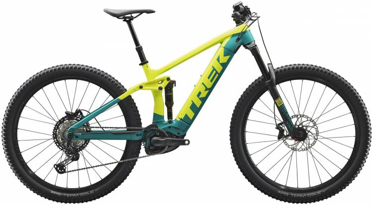 Trek Rail 7 Volt/Teal 2020