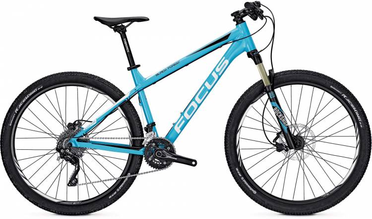 Focus Black Forest Ltd 27 mali blue 2017 - Hardtail Mountainbike
