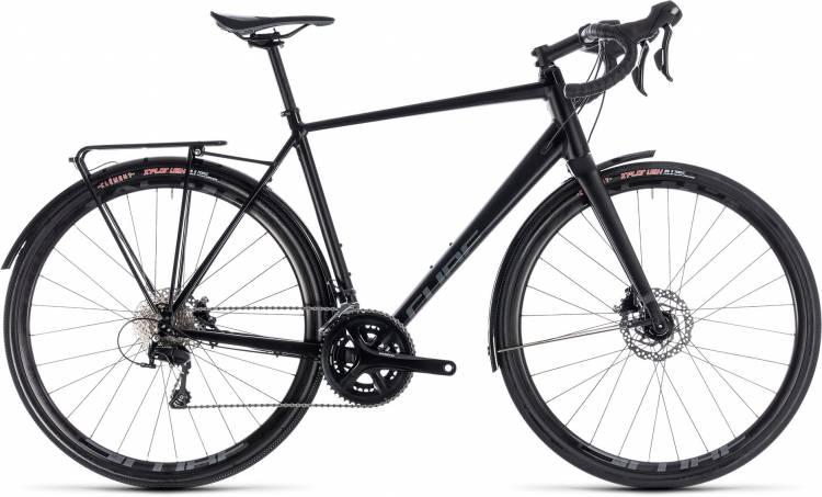 Cube Nuroad EXC black n grey 2018 - Cyclocross