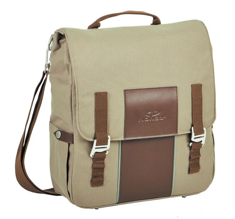 Norco Bolton City Tasche beige 36x32x11cm
