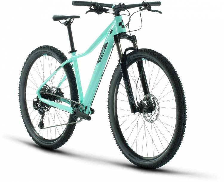 Cube Access WS SL mint n grey 2020 - Hardtail Mountainbike Damen