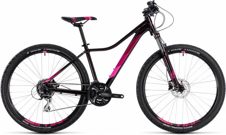 Cube Access WS Exc hazypurple n berry 2018 - Damen Hardtail Mountainbike