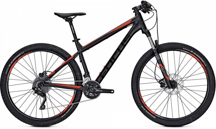 Focus Black Forest Ltd 27 magic black/matt 2017 - Hardtail Mountainbike