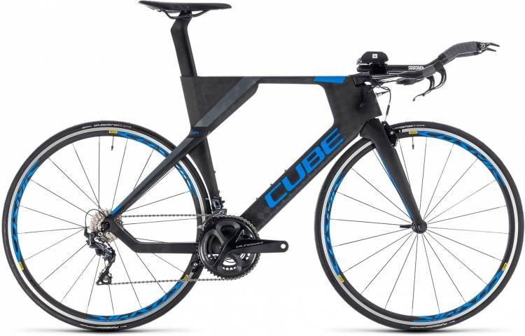 Cube Aerium Race carbon n blue 2018 - Triathlonrad