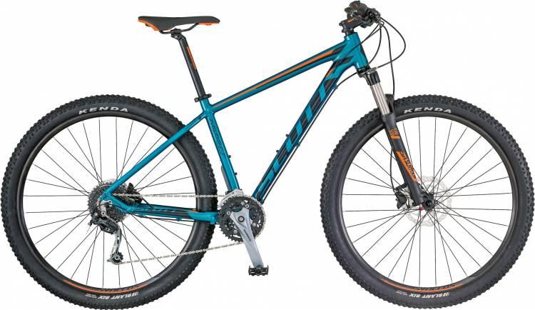 Scott Aspect 930 blue/orange 2018