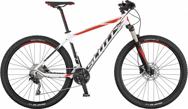 Scott Aspect 720 2017 - Hardtail Mountainbike