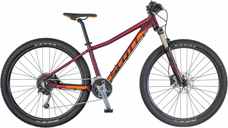 Scott Contessa Scale 40 2018 - Damen Hardtail Mountainbike
