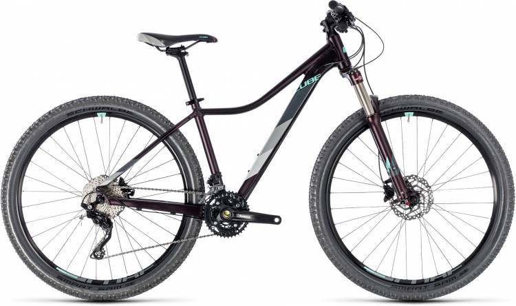 Cube Access WS Race hazypurple n mint 2018 - Damen Hardtail Mountainbike