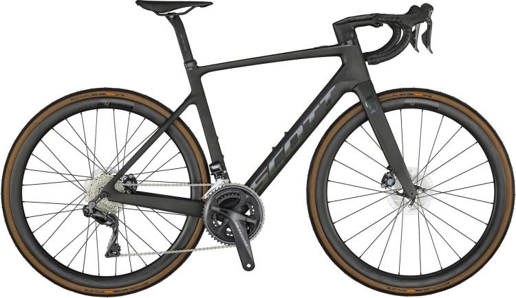 Scott Addict eRIDE 10 prism purple green 2021 - E-Bike Rennrad