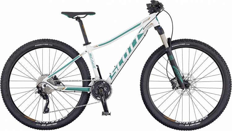 Scott Contessa Scale 720 2017 - Damen Hardtail Mountainbike