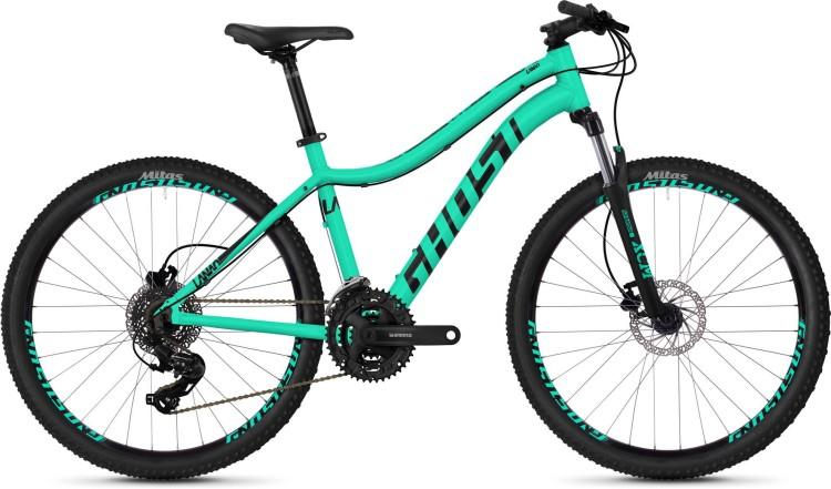 Ghost Lanao 1.6 AL W jade blue / night black 2020 - Hardtail Mountainbike Damen