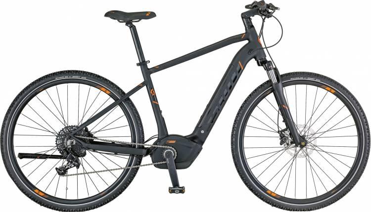 Scott E-Sub Cross 10 2018 - Herren E-Bike Crossrad