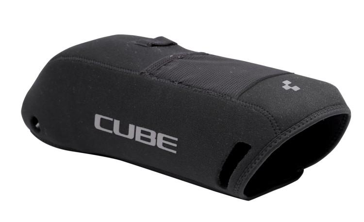 Cube Akkuhülle schwarz / grau