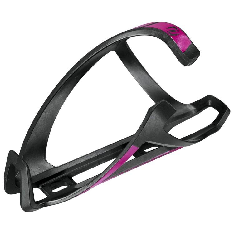 Syncros Flaschenhalter Tailor Cage 2.0 black / azalea pink right