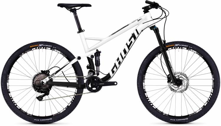 Ghost Kato FS 3.7 AL U 2018 - Fully Mountainbike