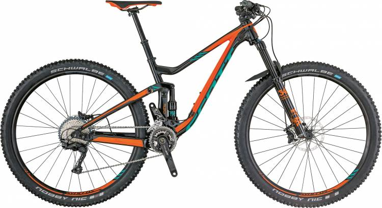 Scott Genius 930 2018 - Fully Mountainbike