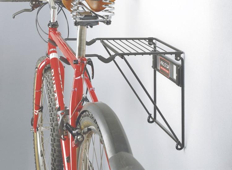 Prostor Folding Rack Wandhalterung schwarz bis zu 50Kg