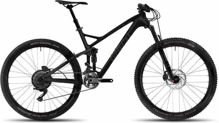 """Ghost SL AMR 6 LC 27.5"""" 2017"""