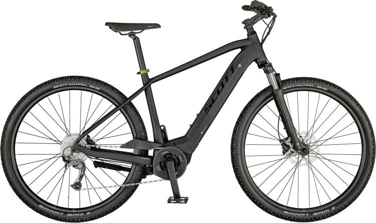 Scott Sub Cross eRIDE 20 Men dark grey / gold / black 2021 - E-Bike Crossrad Herren