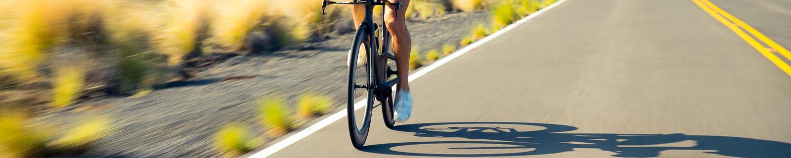 Triathlon- und Zeitfahrräder - Aerodynamic-Träume aus Carbon