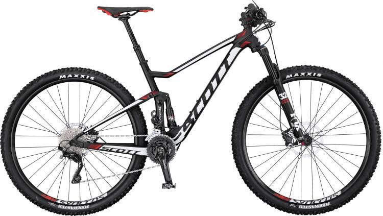 Scott Spark 950 2017 - Fully Mountainbike
