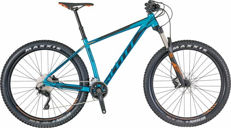 Scott Scale 720 2018 - Hardtail Mountainbike