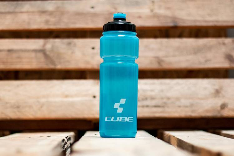 Cube Trinkflasche 0,75l Icon blue
