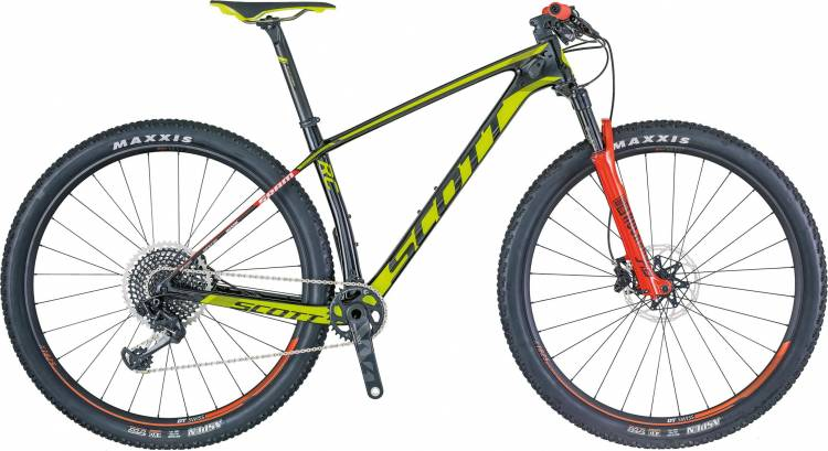 Scott Scale RC 900 World Cup 2018 - Hardtail Mountainbike