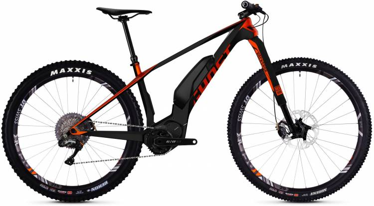 Ghost Hybride Lector S8.7+ LC 2019 - E-Bike Hardtail Mountainbike