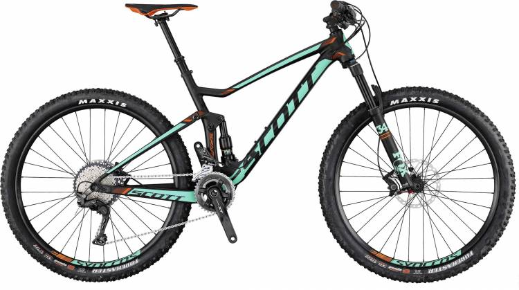 Scott Contessa Spark 720 2017 - Damen Fully Mountainbike