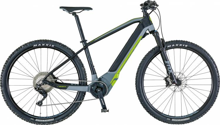 Scott E-Aspect 10 2018 - E-Bike Hardtail Mountainbike