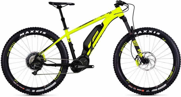 Ghost Hybride Kato S8.7+ AL 2018 - E-Bike Hardtail Mountainbike