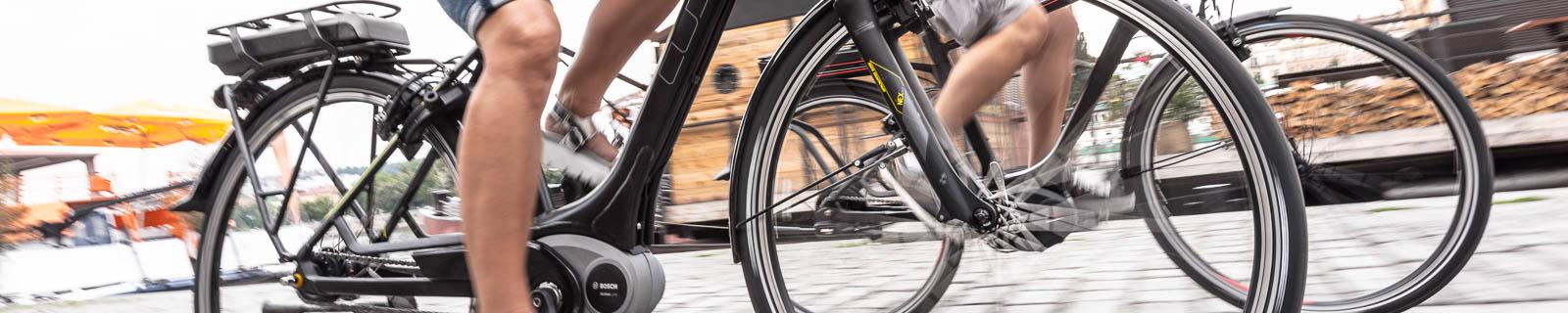 Cube E-Bike Trekkingräder