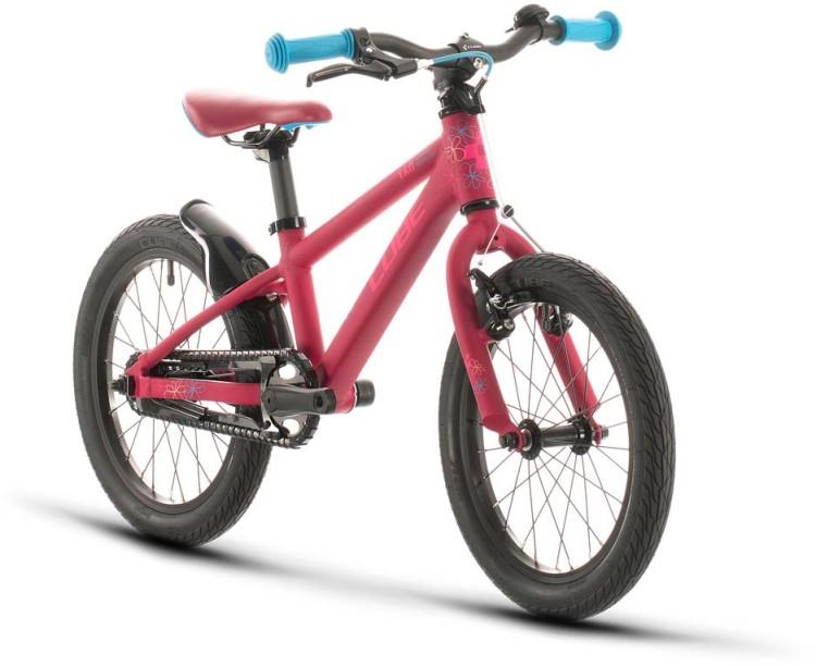 Cube Cubie 160 girl berry n pink n blue 2020 - Kinderrad 16 Zoll