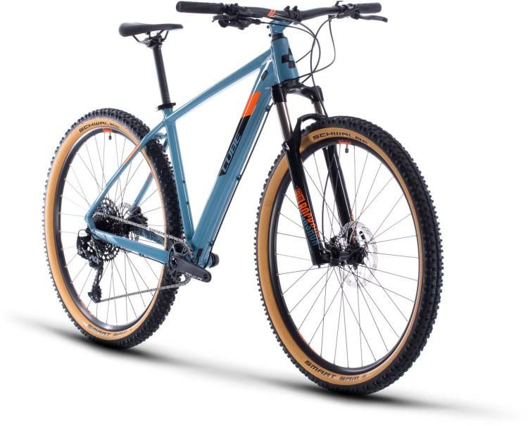 Cube Acid bluegrey n orange 2020 - Hardtail Mountainbike